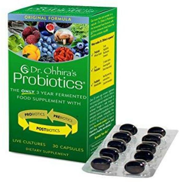 Dr. Ohhira's Probiotics Original 100C