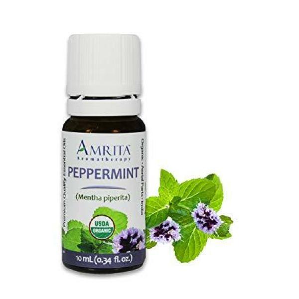 Organic Peppermint India Essential Oil