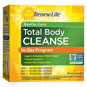 Renew Life Organic Total Body Cleanse