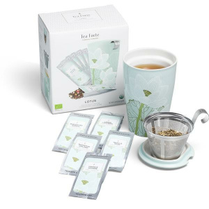 Tea Forte Kati Cup Lotus Starter Kit