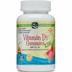 Kid's Vitamin D3 Gummy Melon