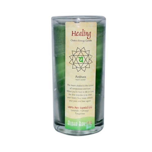 Healing Energy Chakra Candle