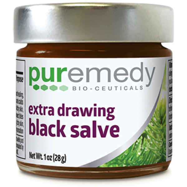 Puremedy Black Salve 1 Oz