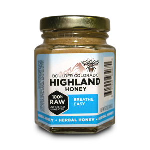 Breathe Easy Herbal Honey 5.2OZ