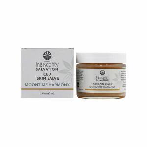 Inesscents CBD Oil Moontime Harmony Skin Salve 2oz