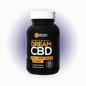 Dream CBD 15mg 30ct