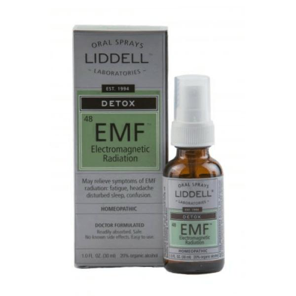 EMF Electromagnetic Radiation Detox