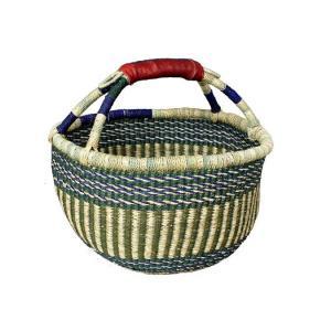 Assorted African Market Baskets