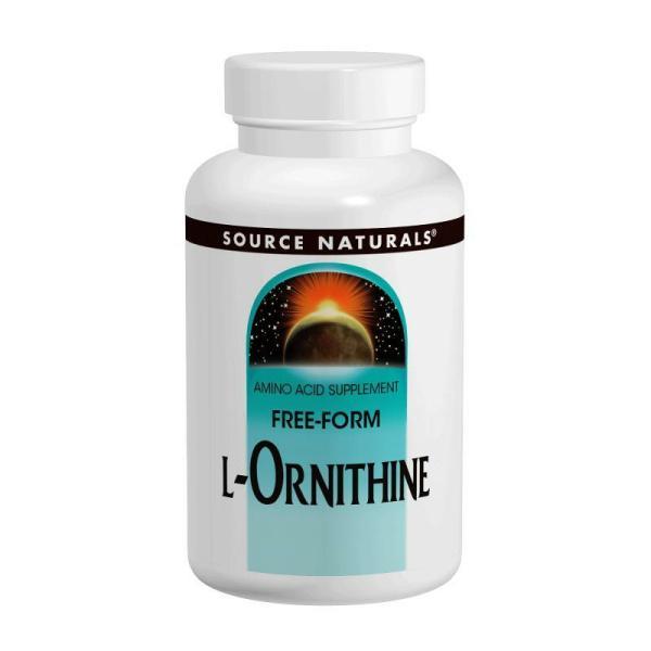 L-Ornithine 50 Cap