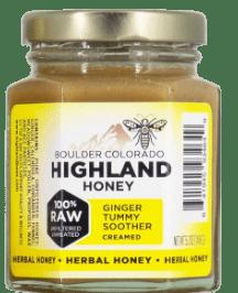 Highland Honey Ginger Tummy Soothe 5.2 oz