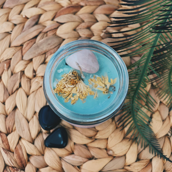 Chthonic Candles Summer Vibes 4oz
