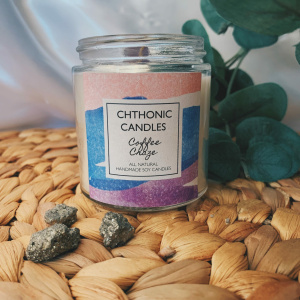 Chthonic Candles Coffee Craze 4oz