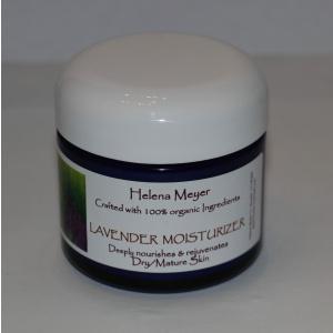 Lavender Moisturizer for Dry/Mature Skin 2 oz