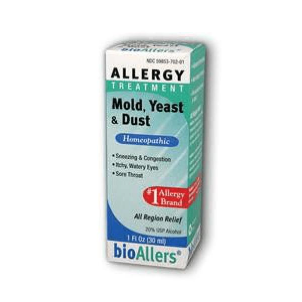 Mold Yeast Dust