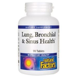 Lung Bronchial & Sinus Health 90T