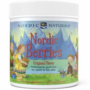 Nordic Berries 120 Count