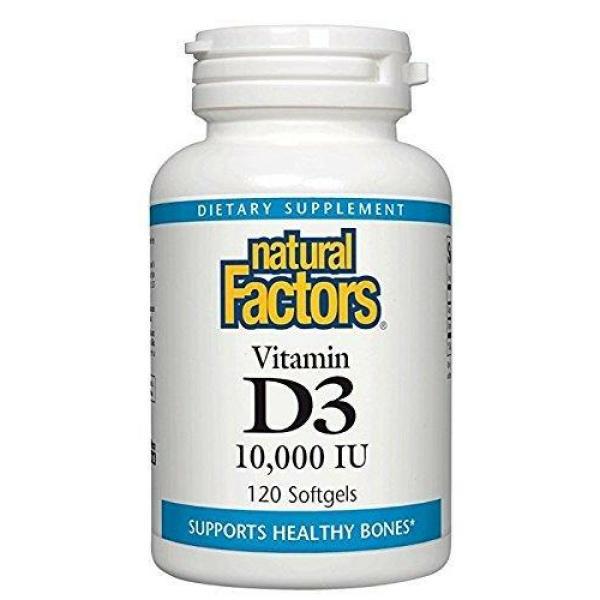 Vitamin D3 10000IU 120SG