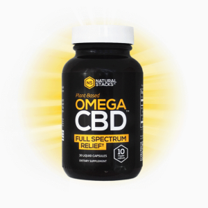 Omega CBD 10mg 30ct