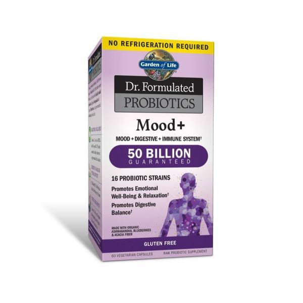 Dr. Formulated Probiotics Mood+ Shelf Stable
