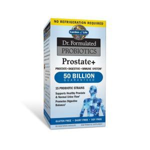 Dr. Formulated Probiotics Prostate+ Shelf Stable
