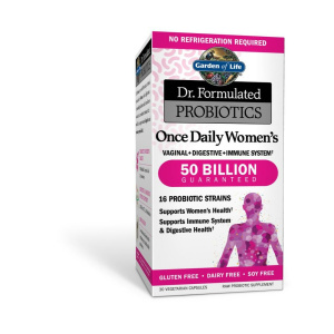 Dr. Formulated Probiotics Once Daily Women's Shelf Stable