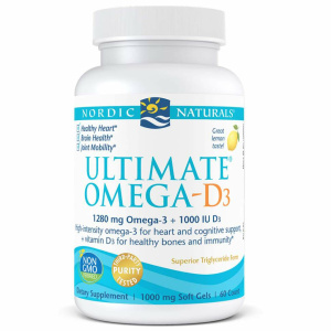 Ultimate Omega D3 60SG