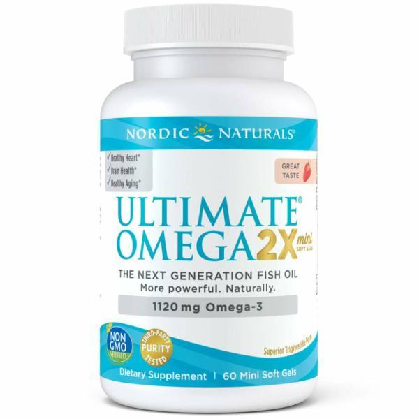 Ultimate Omega 2X Mini 60C