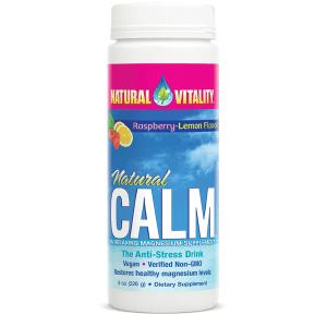 Natural Calm Raspberry Lemon