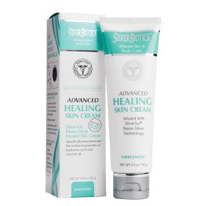 SilverBiotics Skin Cream  3.4 Oz