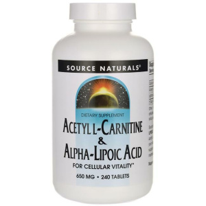 Acetyl-L Carnitine 500M
