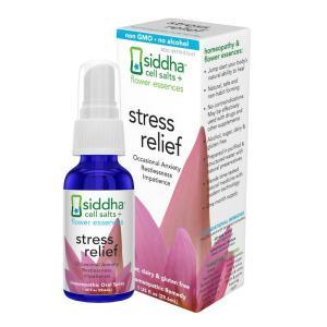 Flower Essences Stress Relief