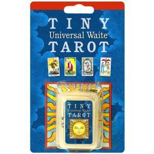 Tiny Tarot Keychain