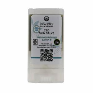 Inesscents CBD Oil Skin Nourishing Salve Extra + Stick 0.5oz