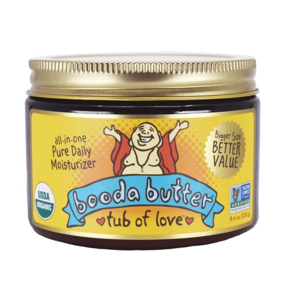 Booda Butter Daily Moisturizer Large 8oz