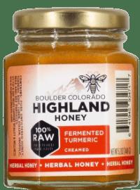 Highland Honey Fermented Turmeric 5.2oz