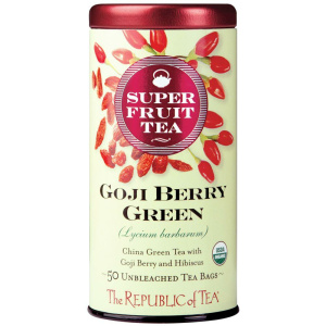 Organic Goji Berry Green Superfruit Tea