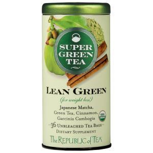 Organic Lean Green SuperGreen Tea