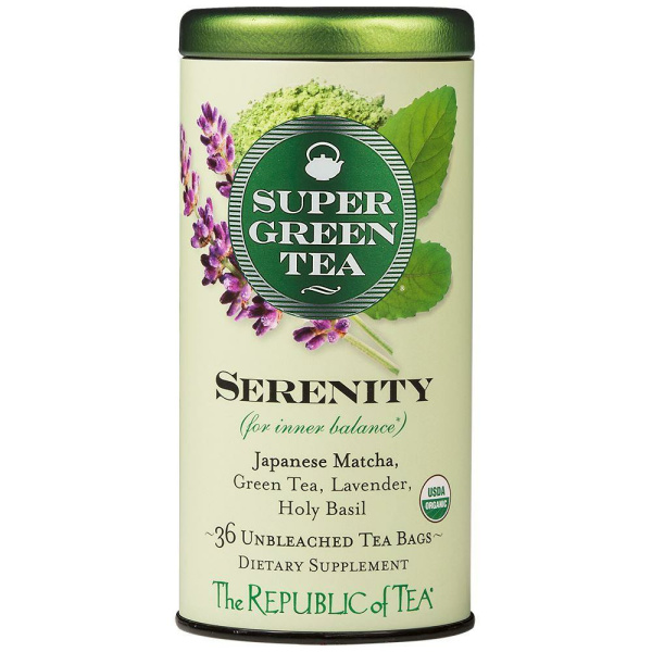Organic Serenity SuperGreen Tea