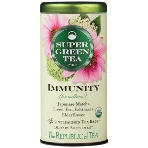 Organic Immunity SuperGreen Tea