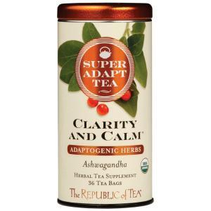 SuperAdapt Organic Clarity and Calm Tea