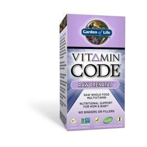 Vitamin Code Prenatal Multivitamin