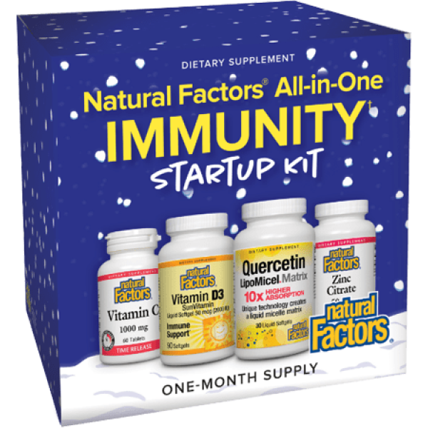 All-in-One Immunity Startup Kit