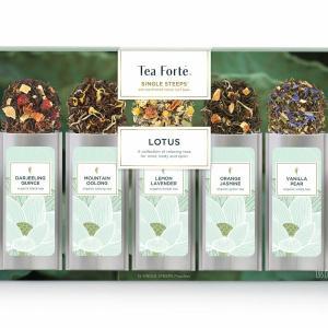 Tea Forte Single Steeps Lotus