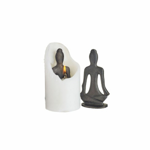 Meditate Spirit Candle
