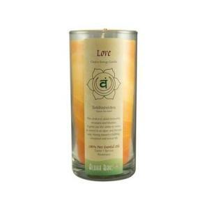 Love Energy Chakra Candle