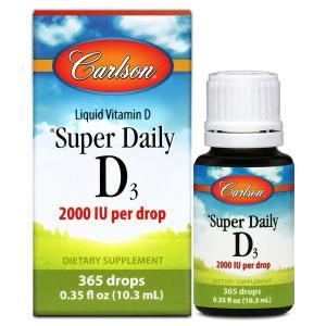 Super Daily D3 2000 IU Drop