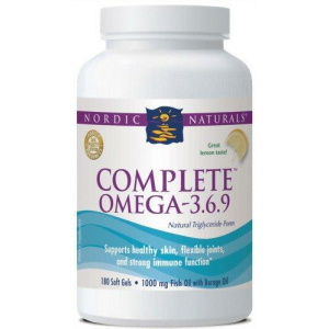 Complete Omega 3-6-9 60 Softgels