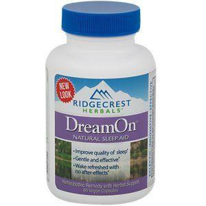 Dream On Sleep Aid 60ct