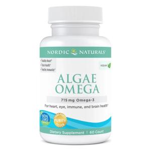 Algae Omega 60 Softgels