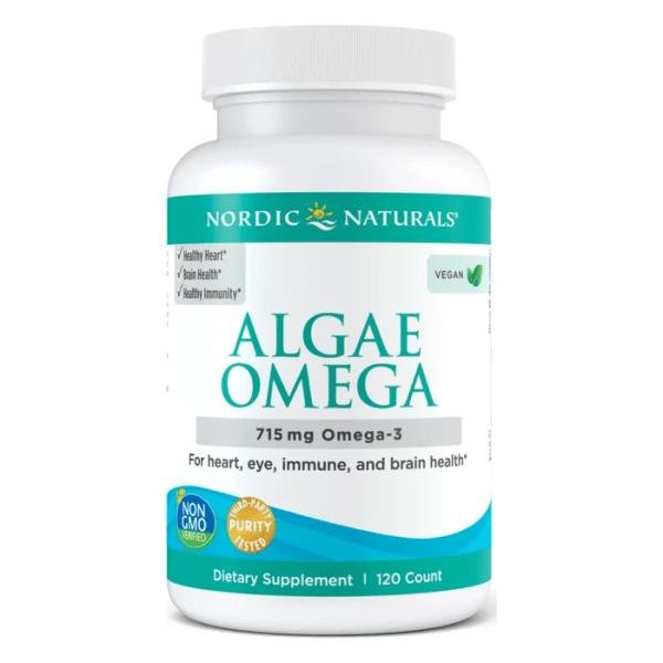 Algae Omega 120 Softgels